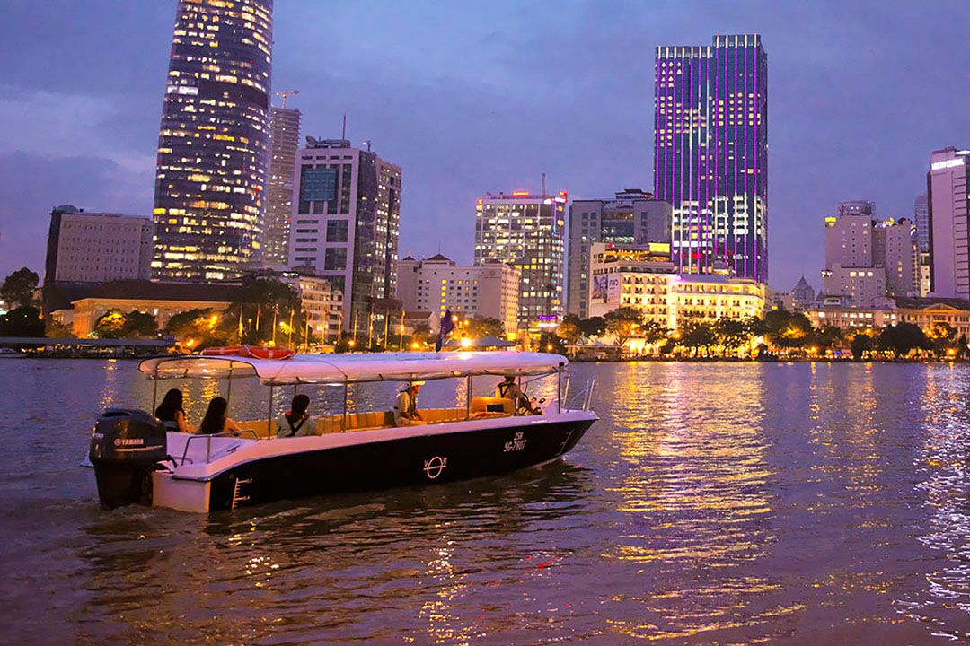 Saigon Sunset Cruise