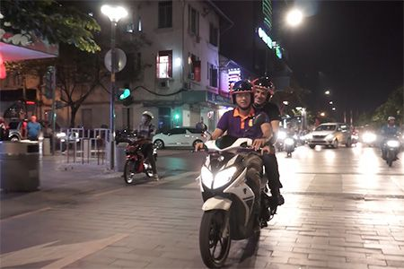 Sunset Cruise and Saigon by Night | Les Rives