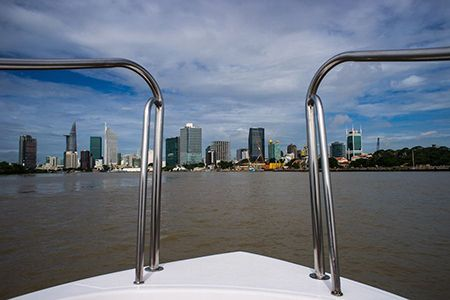 Saigon River Tour by Les Rives