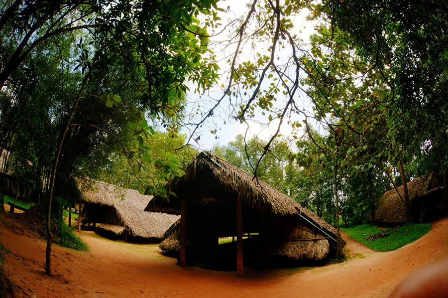 cu chi tunnels by boat