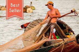 Mekong Delta Tour Fisherman