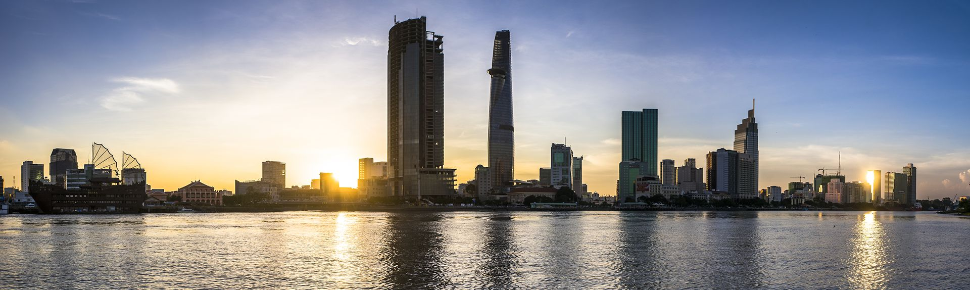 Saigon Sunset Cruise Tour