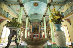 Cu Chi and Cao Dai Temple Tour