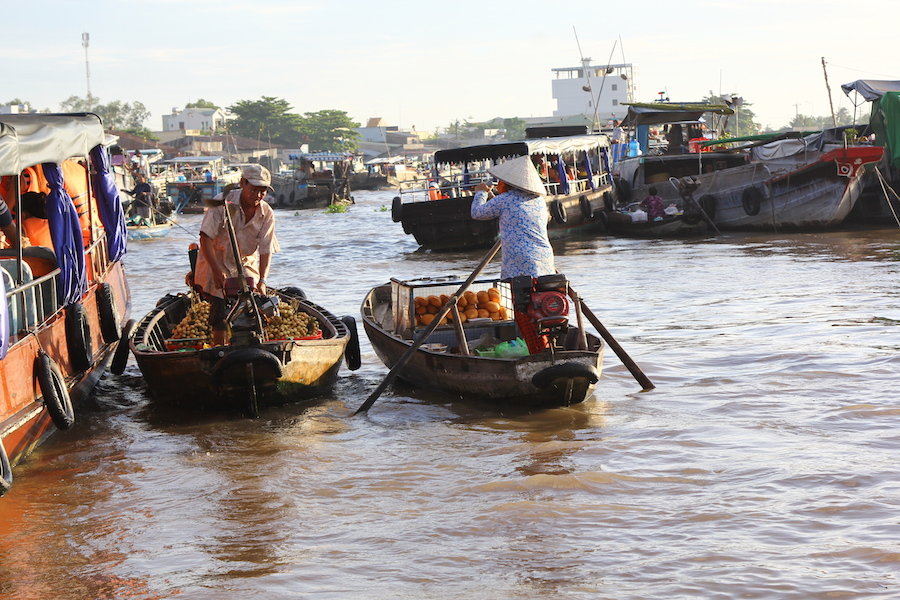Mekong Delta 3 day tour by boat and bicycle 1