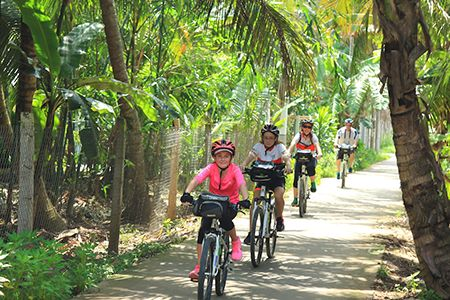 Mekong Delta 3 Days Tour by Boat and Bicycle