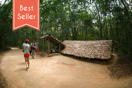 Cu Chi Tunnels Half Day Tour by Luxury Speedboat | Les Rives