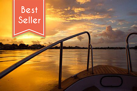 Saigon Sunset Cruise On A Private Luxury Speedboat | Les Rives