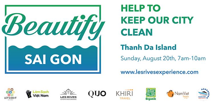 Clean Up Saigon Event