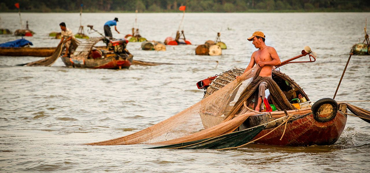 Mekong Delta Tour Page