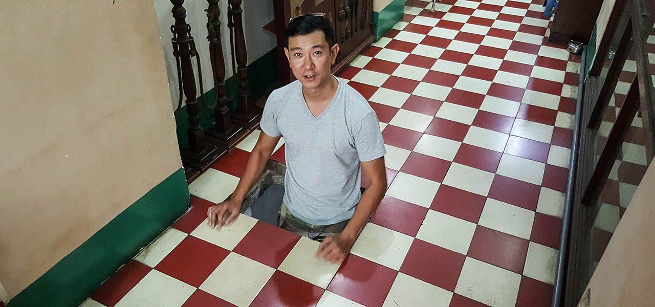 Cu Chi Saigon Underground