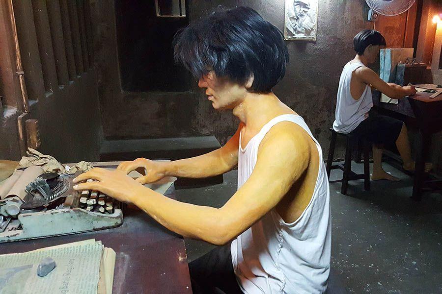 Saigon Underground Tour