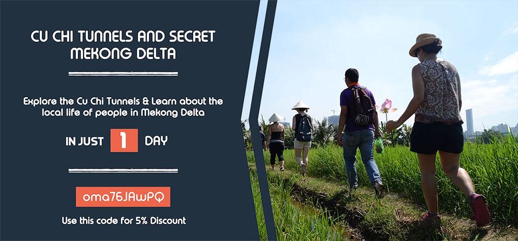 Secret Mekong Promotion