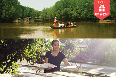 Can Gio Forest and Cu Chi Countryside Experience