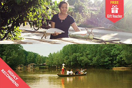 Cu Chi Tunnels and Can Gio Tour