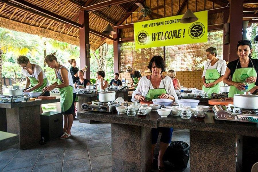 Cooking class in Ho Chi Minh city