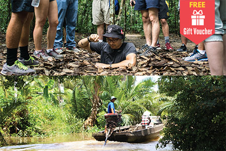 Cu Chi Tunnels & Mekong Delta Tour
