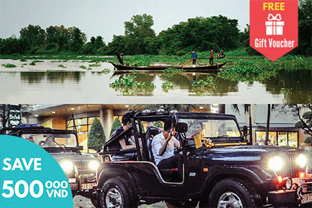 Mekong Delta and Jeep City Tour