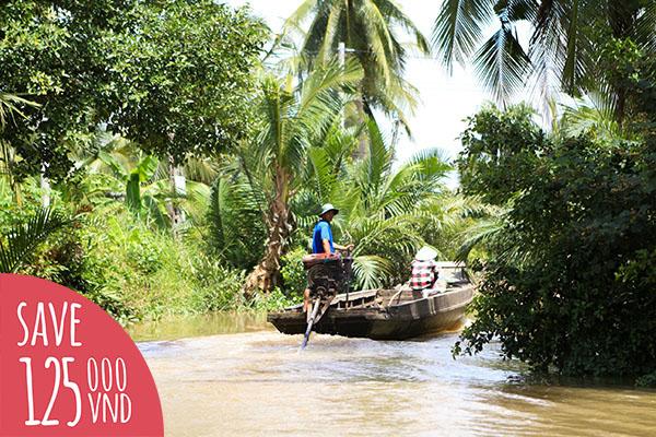 Authentic Mekong Delta Tour