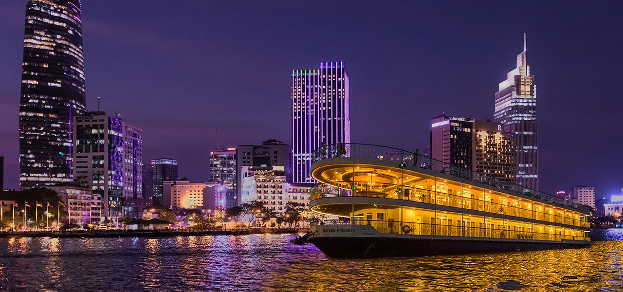 Saigon Princes Cruise