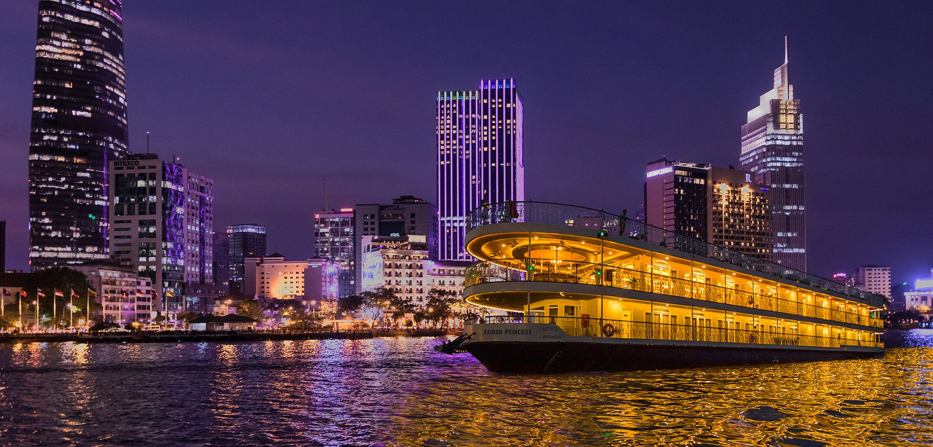 Experience The Romance of Saigon