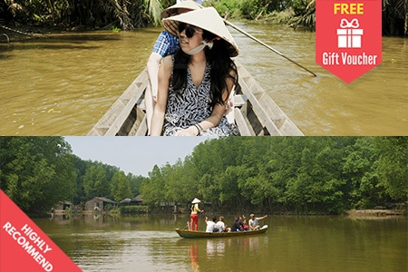 Mekong Delta and Can Gio forest tour