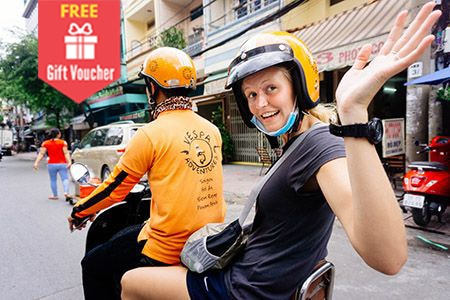 Saigon Vespa city tour