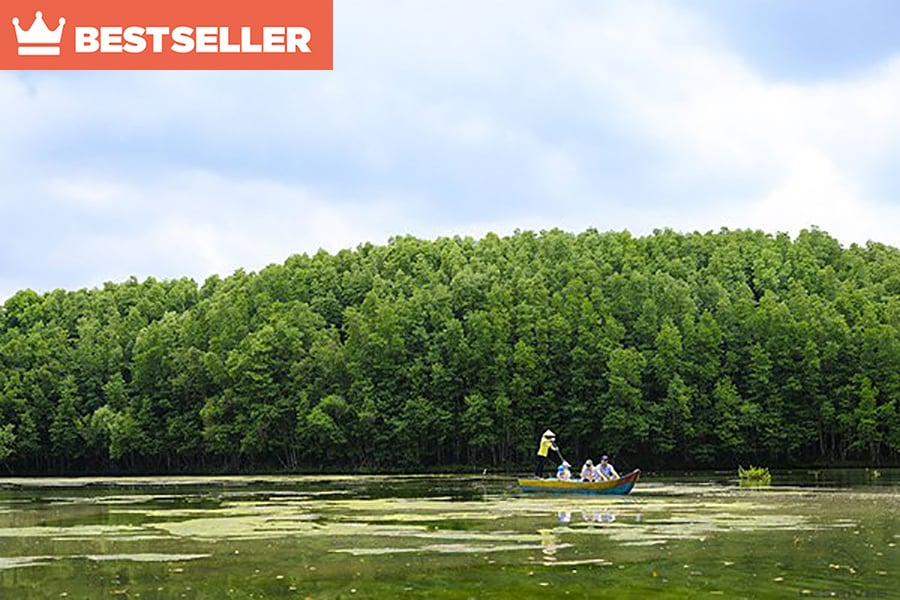 Can Gio mangrove Forest tour