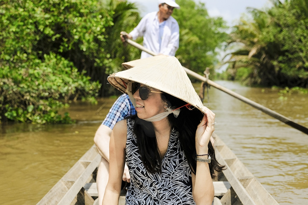 Mekong Delta Experience with Les Rives