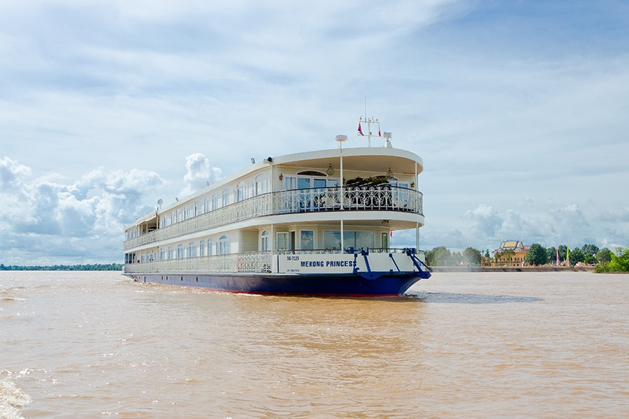 Mekong River Cruise to Cambodia